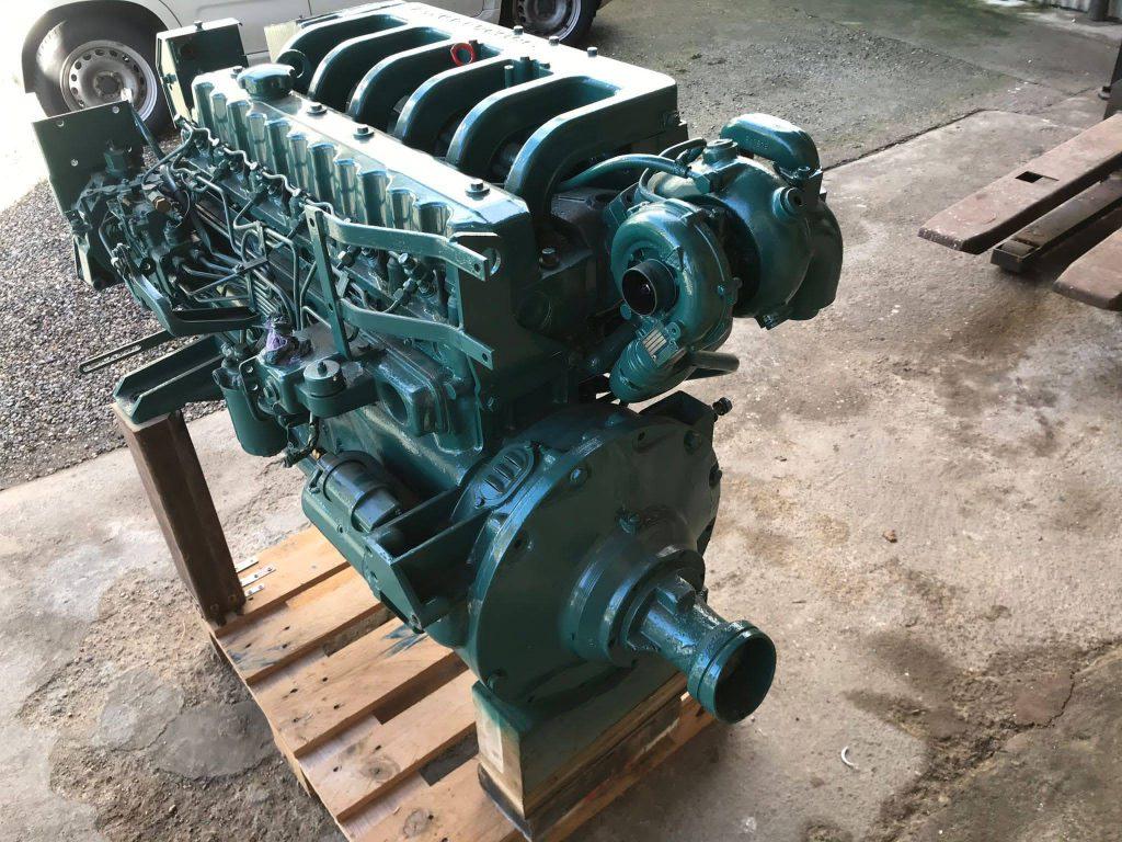 VOLVO PENTA MOD. AQAD40B – 175 cavalli turbo diesel 1