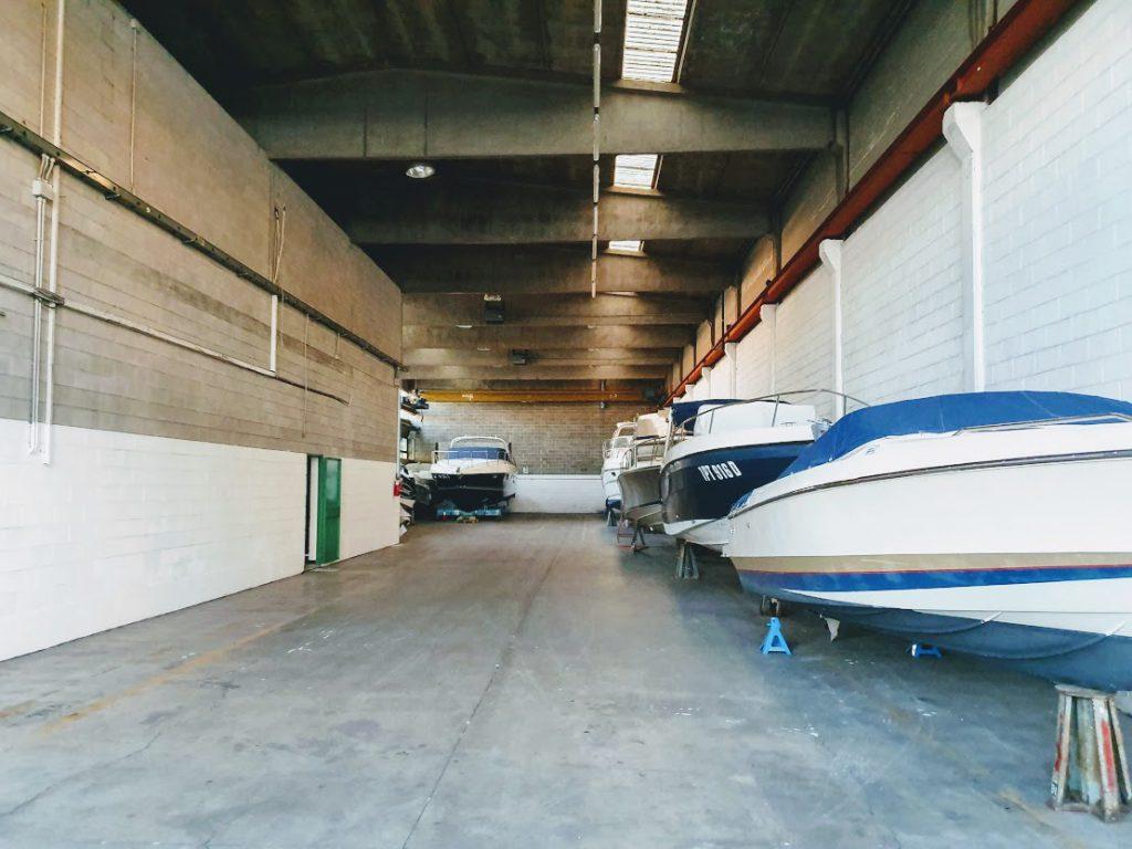 area rimessaggio yacht service