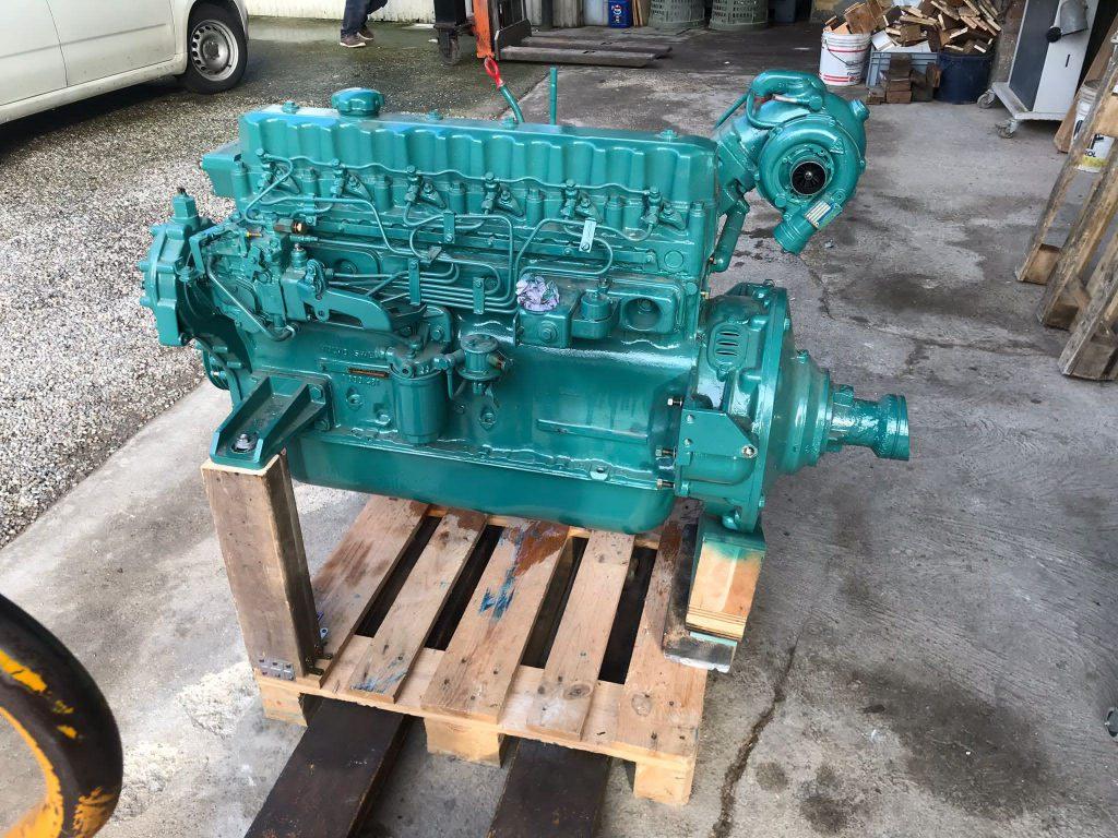 motore ricondizionato 2